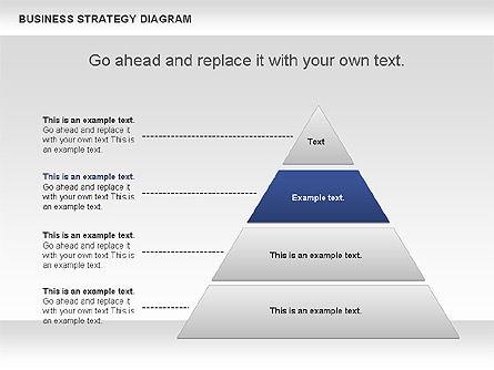 Business Strategy Diagram, Slide 10, 00927, Business Models — PoweredTemplate.com