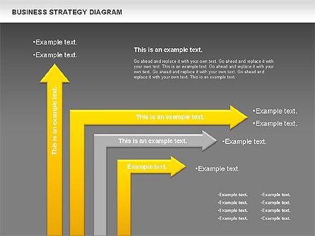 Business Strategy Diagram, Slide 15, 00927, Business Models — PoweredTemplate.com