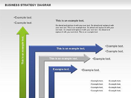 Business Strategy Diagram, Slide 4, 00927, Business Models — PoweredTemplate.com