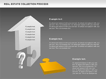 Real Estate Collection Process, Slide 10, 00929, Business Models — PoweredTemplate.com