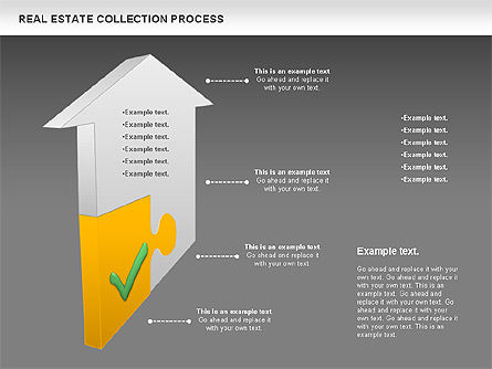 Real Estate Collection Process, Slide 11, 00929, Business Models — PoweredTemplate.com