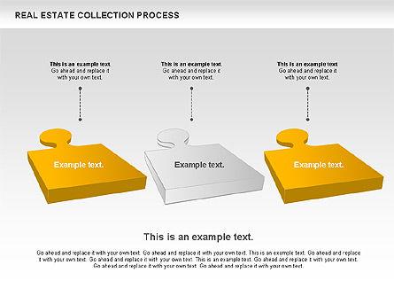 Real Estate Collection Process, Slide 5, 00929, Business Models — PoweredTemplate.com