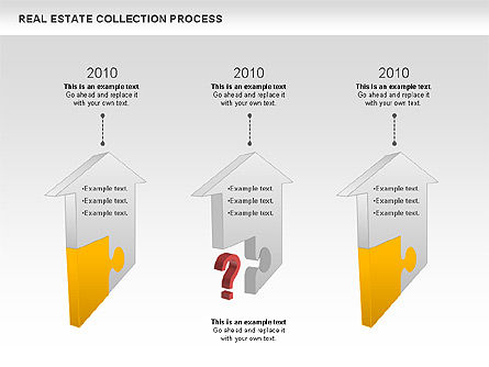Real Estate Collection Process, Slide 7, 00929, Business Models — PoweredTemplate.com