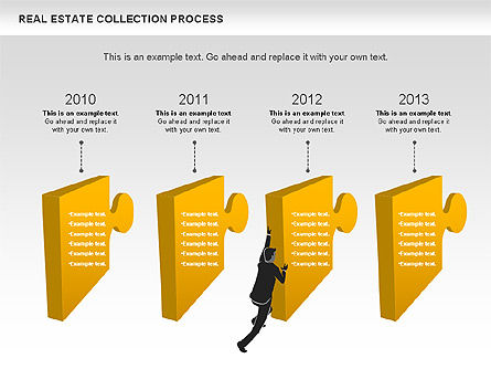 Real Estate Collection Process, Slide 8, 00929, Business Models — PoweredTemplate.com
