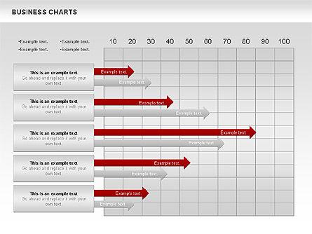 Business Presentation Charts, Slide 2, 00935, Business Models — PoweredTemplate.com