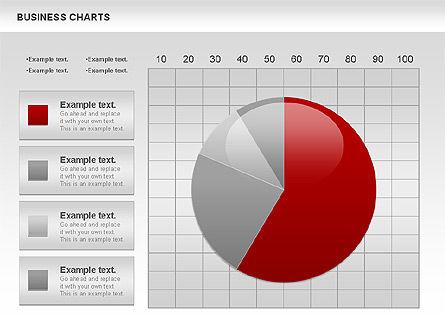 Business Presentation Charts, Slide 4, 00935, Business Models — PoweredTemplate.com