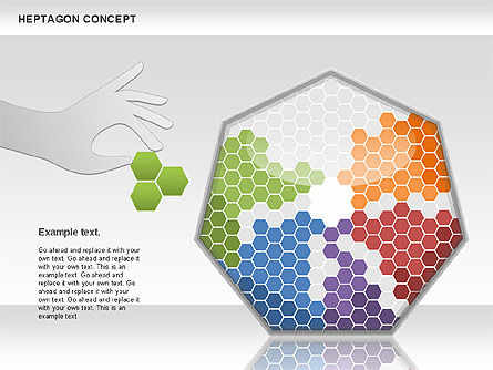 Heptagon Concept, Slide 2, 00936, Business Models — PoweredTemplate.com