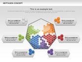 Business Models: Heptagon Concept #00936
