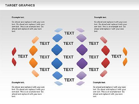 Target Graphics Concept, Slide 11, 00958, Shapes — PoweredTemplate.com