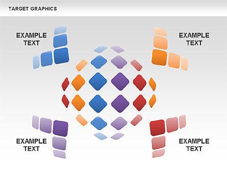 Target Graphics Concept, Slide 9, 00958, Shapes — PoweredTemplate.com