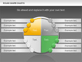 Round Shape Chart#15