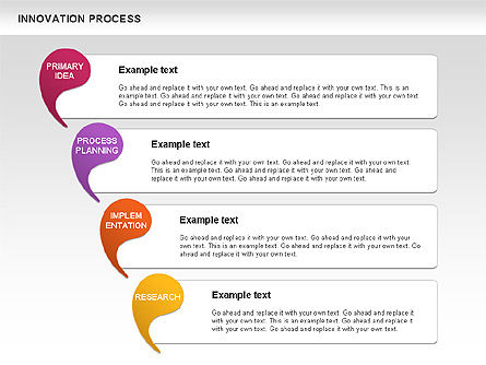 Innovation Process, Slide 11, 00963, Process Diagrams — PoweredTemplate.com