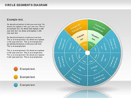 Circle Segment Diagram Slide 2