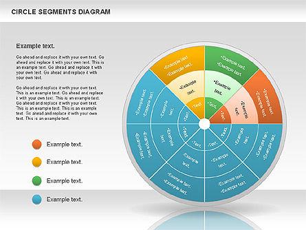 Circle Segment Diagram Slide 3