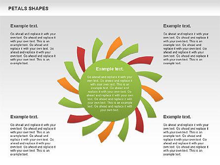 Free Petal Shapes Slide 2
