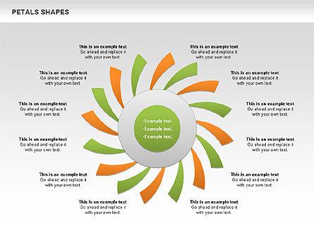 Free Petal Shapes Slide 3