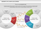 Data Driven Segments Pie Chart#10