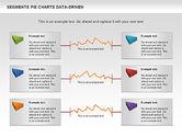 Data Driven Segments Pie Chart#8
