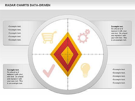 Radar Chart (Data Driven), Slide 3, 01003, Business Models — PoweredTemplate.com