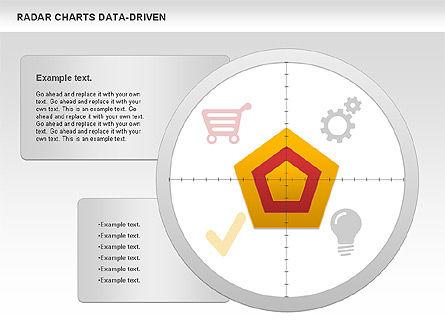 Radar Chart (Data Driven), Slide 4, 01003, Business Models — PoweredTemplate.com