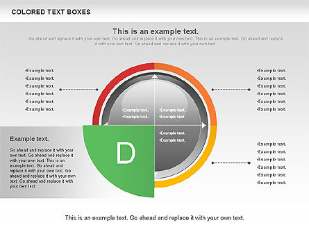 Balanced Scorecards Collection, Slide 10, 01006, Business Models — PoweredTemplate.com