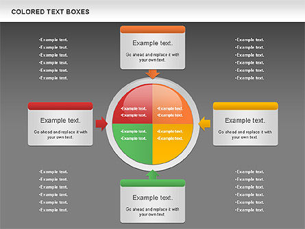 Balanced Scorecards Collection, Slide 15, 01006, Business Models — PoweredTemplate.com