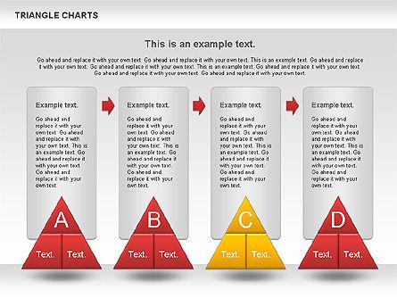 Triangle Chart, Slide 2, 01007, Shapes — PoweredTemplate.com