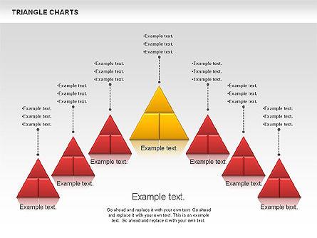 Triangle Chart, Slide 3, 01007, Shapes — PoweredTemplate.com