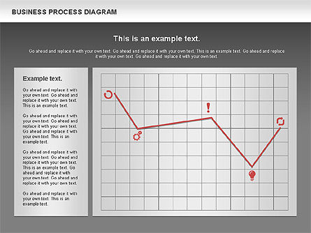 Business Process Diagram, Slide 14, 01011, Process Diagrams — PoweredTemplate.com