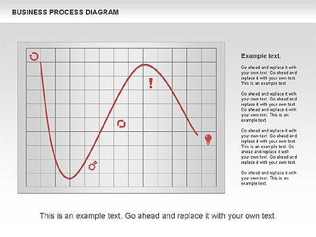 Business Process Diagram, Slide 6, 01011, Process Diagrams — PoweredTemplate.com