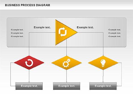 Business Process Diagram, Slide 9, 01011, Process Diagrams — PoweredTemplate.com