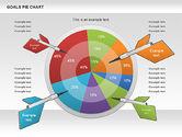 Pie Charts: Goals Pie Chart #01029