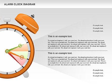 Alarm Clock Chart, Slide 3, 01030, Business Models — PoweredTemplate.com