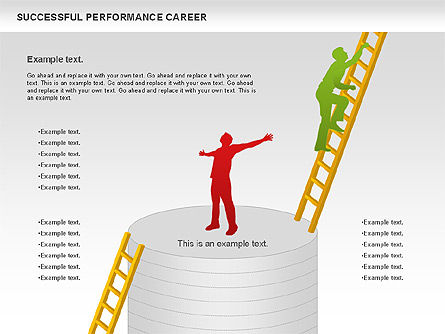 Successful Performance Career, Slide 9, 01034, Business Models — PoweredTemplate.com