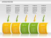 Flexible Arrows Process#10