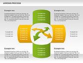 Flexible Arrows Process#11
