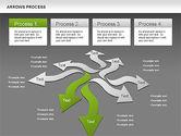 Flexible Arrows Process#12