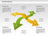 Flexible Arrows Process#8