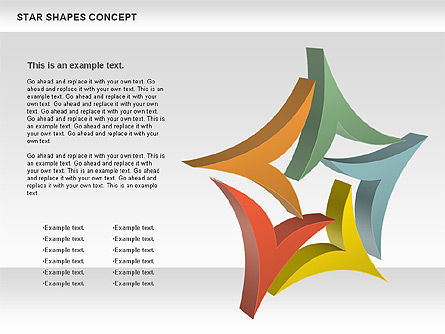 Shapes: Star Spired Shapes #01038