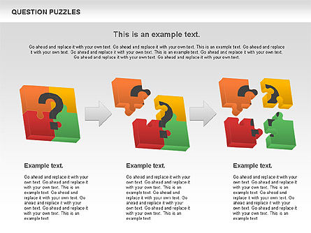 Puzzle Diagrams: To Guess a Riddle Diagram #01044