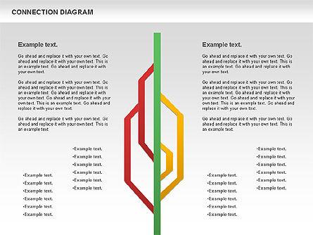 Connection Plan, Slide 11, 01047, Business Models — PoweredTemplate.com