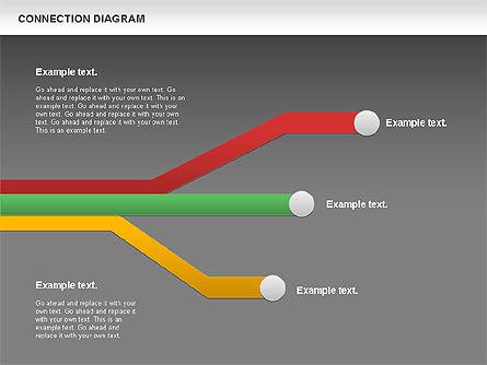 Connection Plan, Slide 12, 01047, Business Models — PoweredTemplate.com