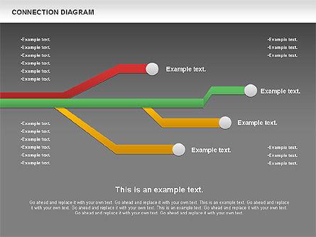 Connection Plan, Slide 16, 01047, Business Models — PoweredTemplate.com