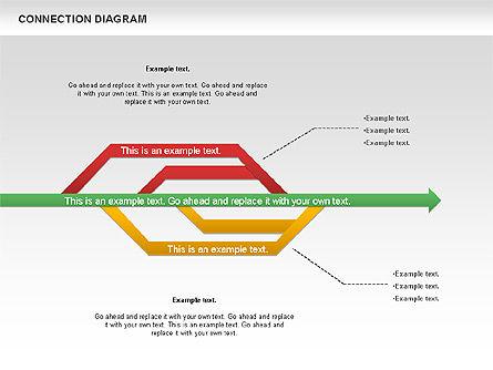 Connection Plan, Slide 3, 01047, Business Models — PoweredTemplate.com
