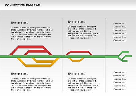 Connection Plan, Slide 7, 01047, Business Models — PoweredTemplate.com