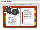Shapes: Personal Organizer #01048