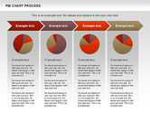 Pie Chart with Circle Process (data-driven)#8