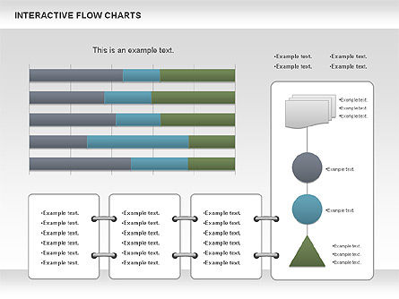 Flow Charts: Interactive Flow Chart (data-driven) #01057