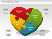 Puzzle Diagrams: Puzzle Heart #01068