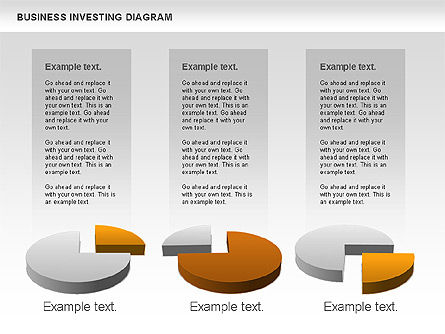 Business Investing Diagram, Slide 10, 01072, Business Models — PoweredTemplate.com